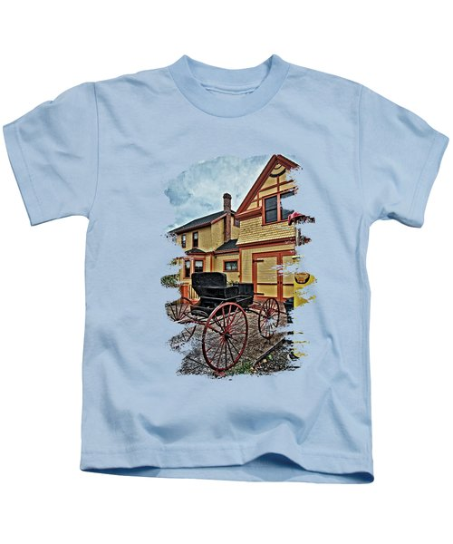 Pump And The Buggy Kids T-Shirt