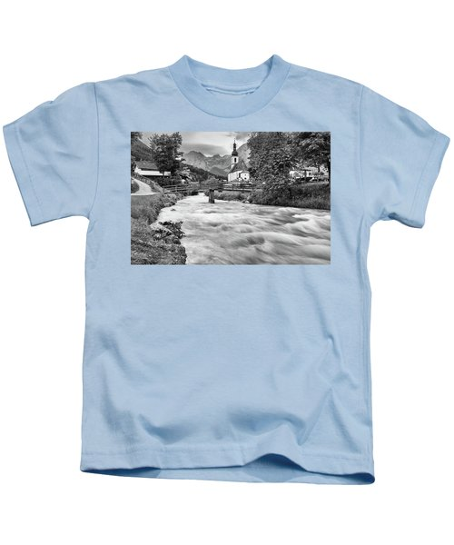 Ramsau, Bavaria Kids T-Shirt