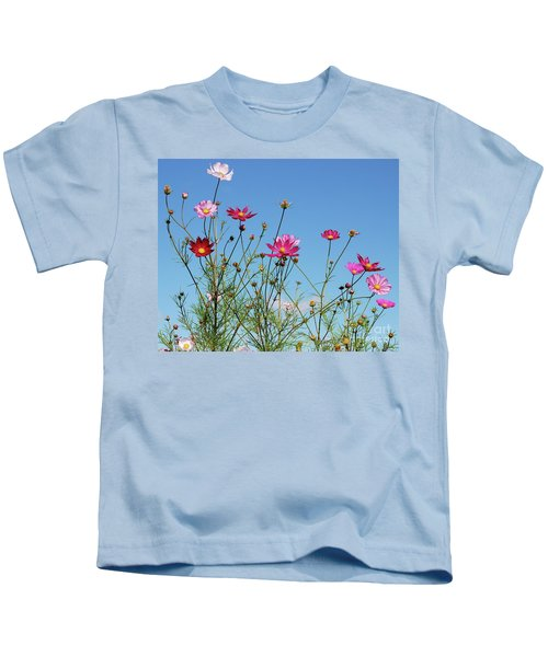 Reach For The Cosmos Kids T-Shirt