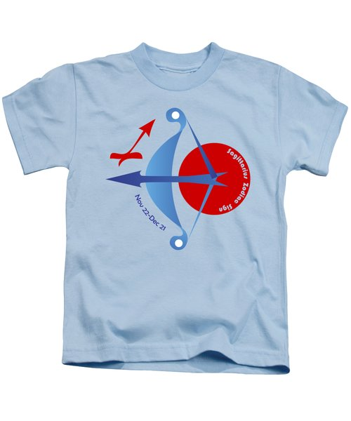 Sagittarius -  Archer Kids T-Shirt