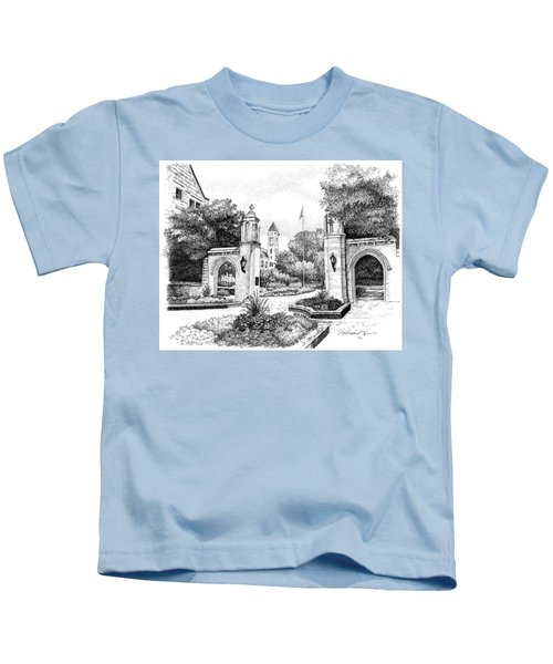 91fe42f10b3 Iu Bloomington Kids T-Shirts | Fine Art America;