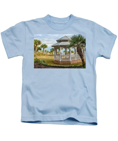 San Luis Gazebo Kids T-Shirt