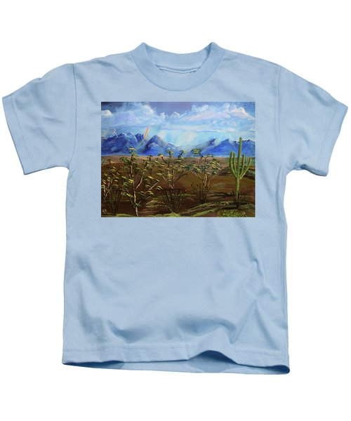 Santa Rita Glory Kids T-Shirt
