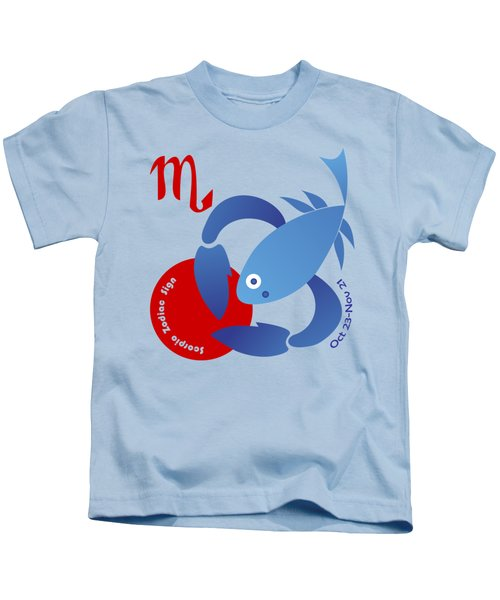 Scorpio -  Scorpion Kids T-Shirt