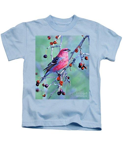 Sitting Pretty Kids T-Shirt
