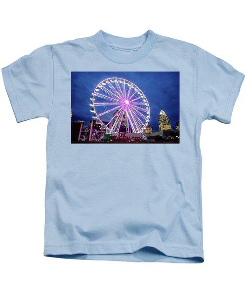 Skystar Ferris Wheel Kids T-Shirt