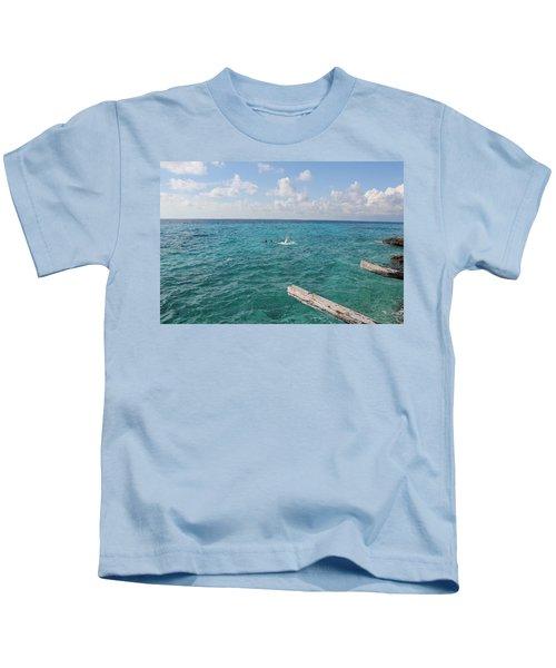 Snorkeling Kids T-Shirt
