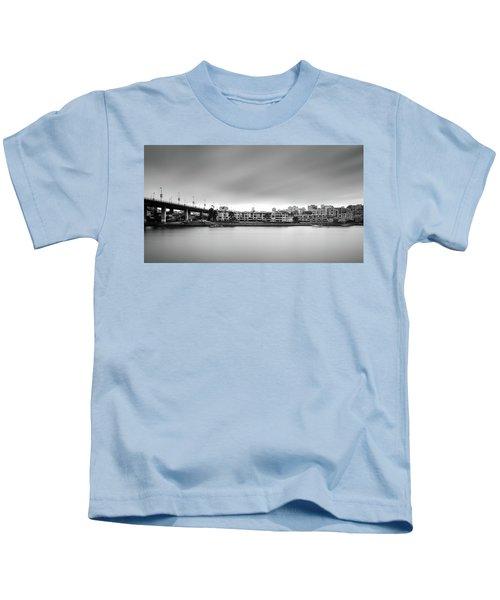 Venice Court, Vancouver Bc, Canada Kids T-Shirt