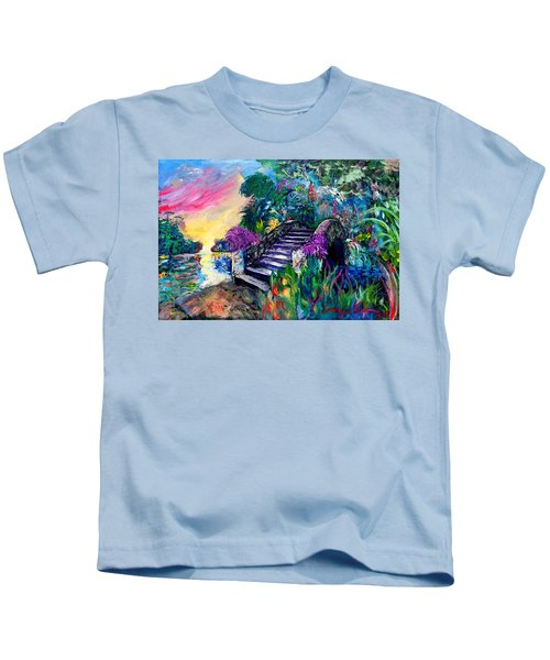 Spirit Bridge Two Kids T-Shirt