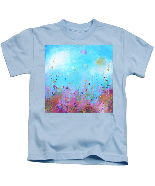 Spring Fling Kids T-Shirt