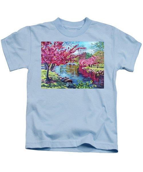 Spring Soliloquy Kids T-Shirt