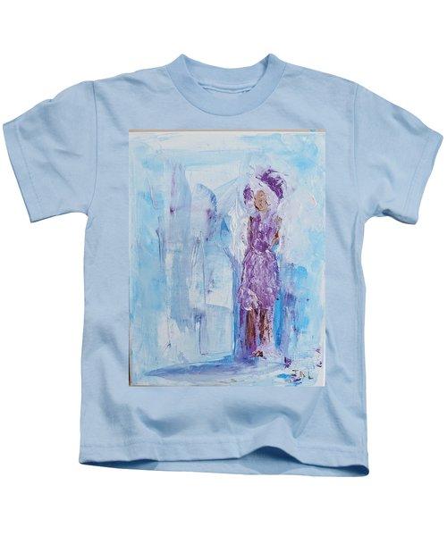 Spunky Angel Kids T-Shirt