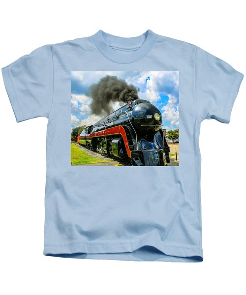 Steam's Up 611 Kids T-Shirt