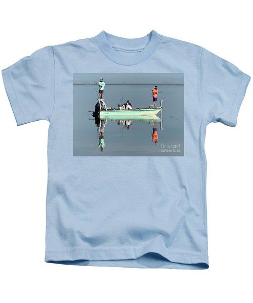 Still Fishing Kids T-Shirt