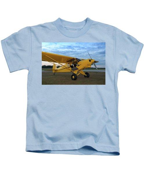 Super Cub At Daybreak Kids T-Shirt