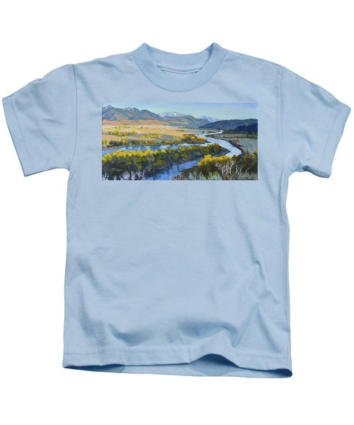 Swan Valley Kids T-Shirt