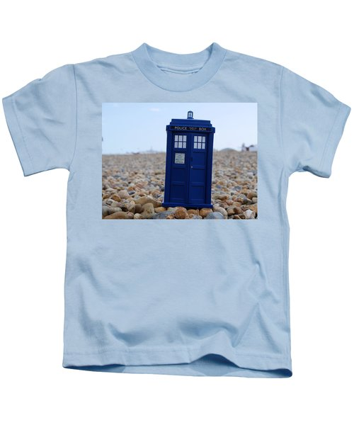 Tardis - Vacation Kids T-Shirt