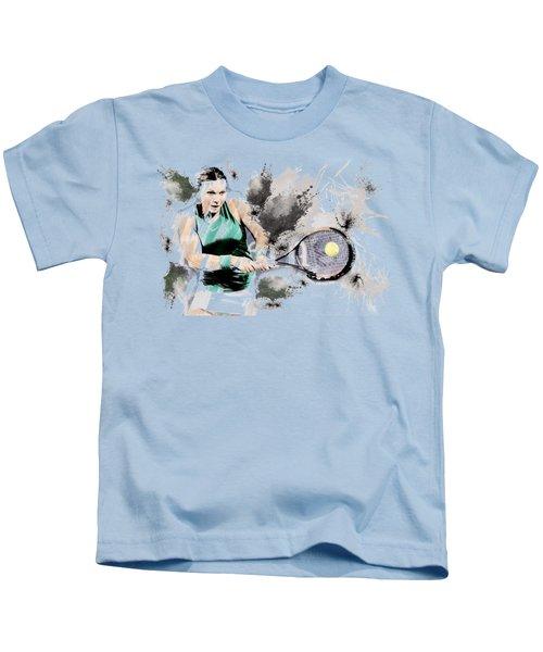 Tennis Anyone? Kids T-Shirt