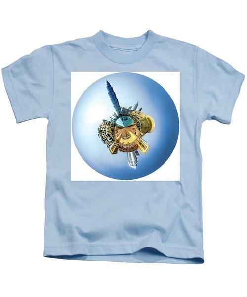 The Amazing Burj Khalifa Kids T-Shirt