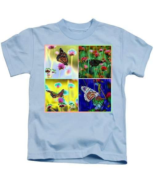 The Butterfly Collection 1. Kids T-Shirt