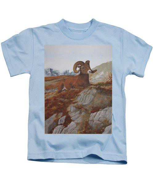 The High Throne Kids T-Shirt