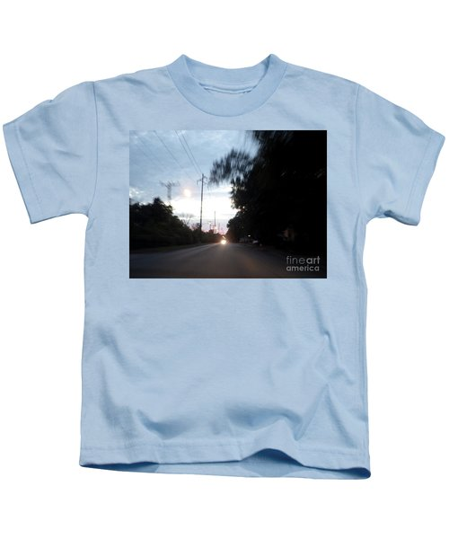 The Passenger 04 Kids T-Shirt