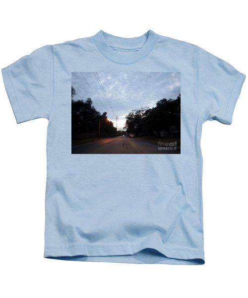The Passenger 06 Kids T-Shirt