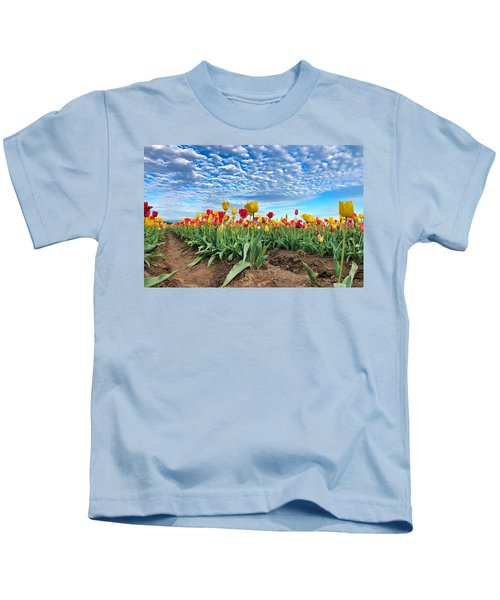 Touch The Sky Kids T-Shirt