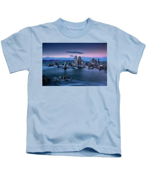 Towers Of Tufa Kids T-Shirt