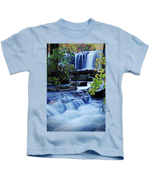 Tranquil Waters  Kids T-Shirt