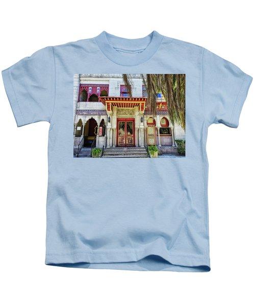 Villa Zorayda Kids T-Shirt