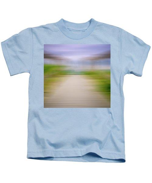 Walkway Kids T-Shirt