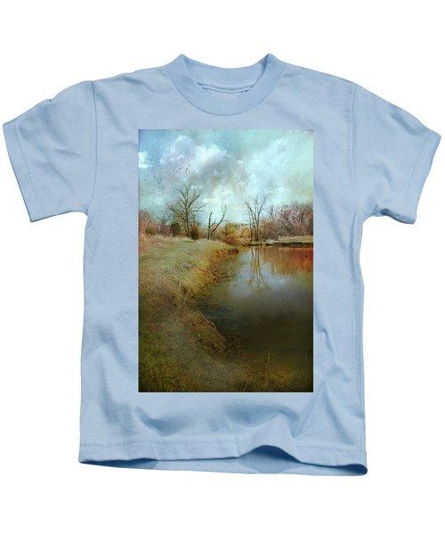 Where Poets Dream Kids T-Shirt