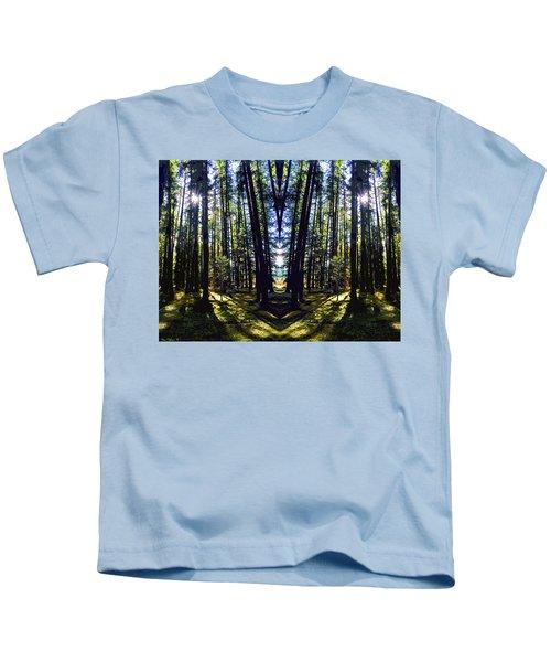 Wild Forest #1 Kids T-Shirt