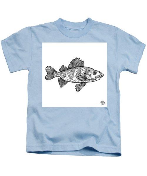 Yellow Perch Kids T-Shirt