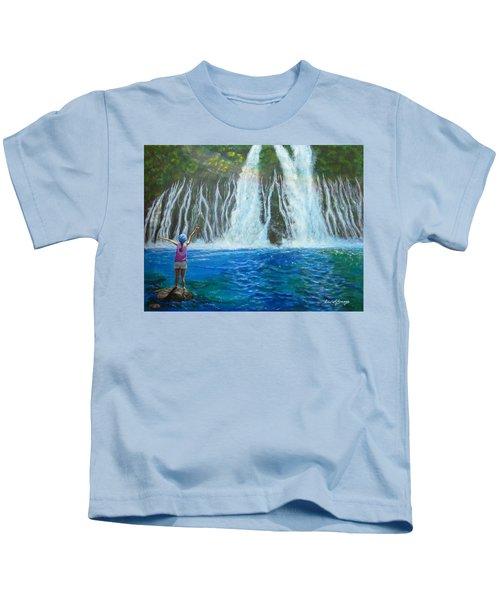 Youthful Spirit Kids T-Shirt