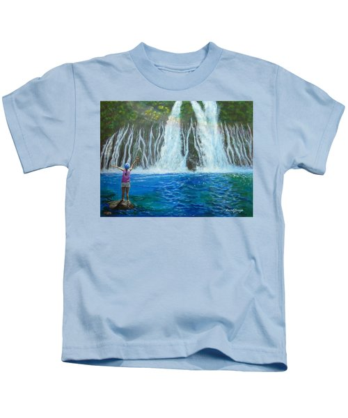 Youthful Spirit Kids T-Shirt