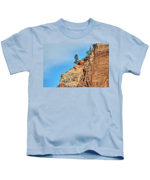 Zion National Park Kids T-Shirt