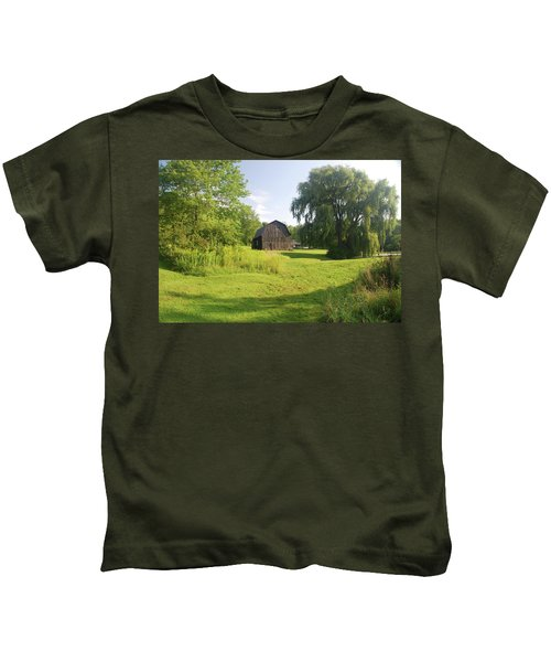 Evergreen Trails 7523 Kids T-Shirt