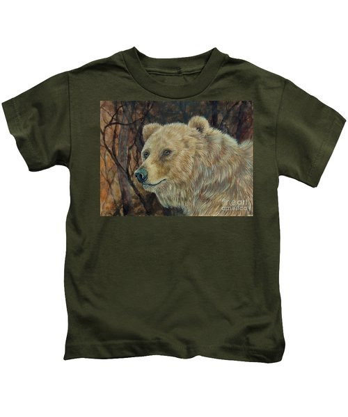 Out Of The Dark.  Kids T-Shirt