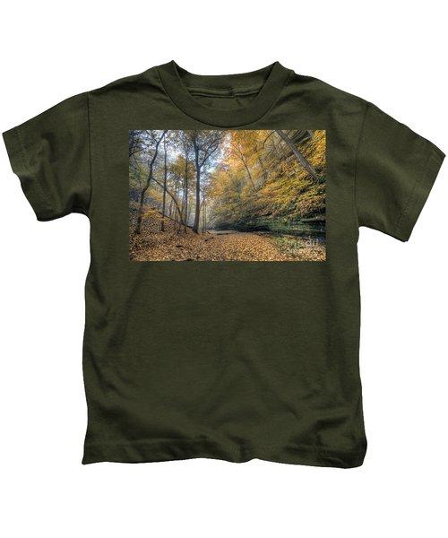 0131 Tonty Canyon Kids T-Shirt
