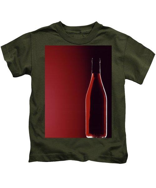 Burgundy Kids T-Shirt