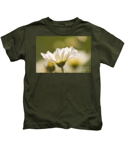 Chrysanthemum Flowers Kids T-Shirt