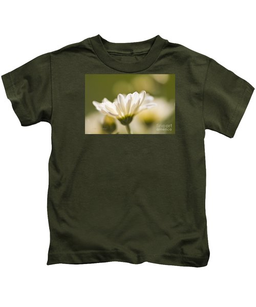 Chrysanthemum Flowers Kids T-Shirt