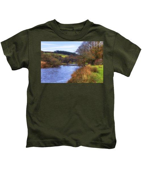 Dartmoor - Two Bridges Kids T-Shirt