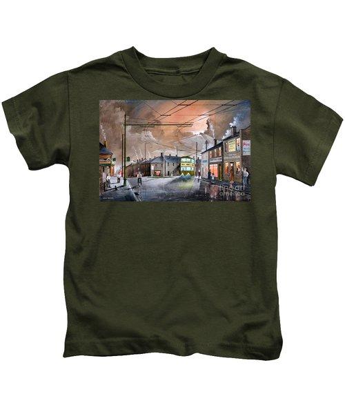 Eve Hill - Dudley - C1950s Kids T-Shirt