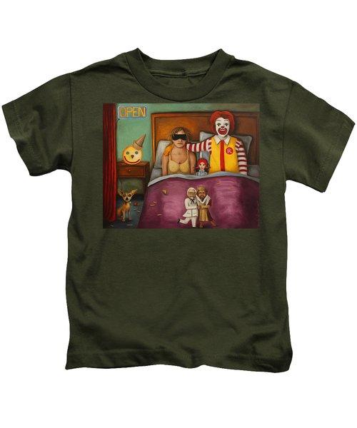 Fast Food Nightmare Kids T-Shirt
