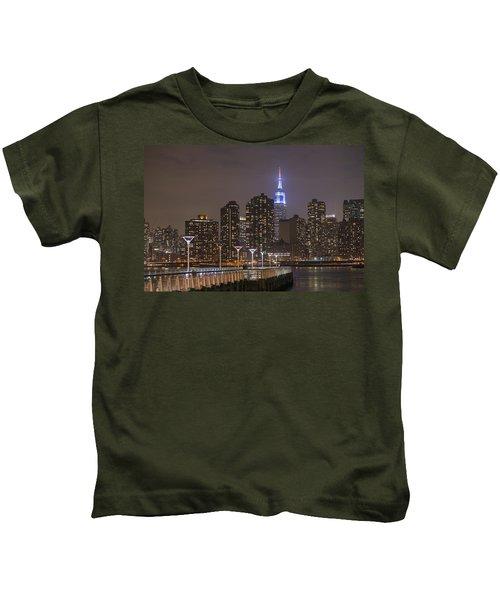Gantry Nights Kids T-Shirt