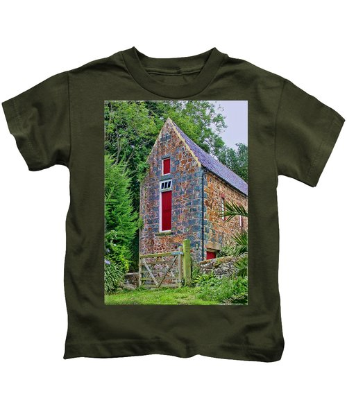 Guernsey Barn Kids T-Shirt
