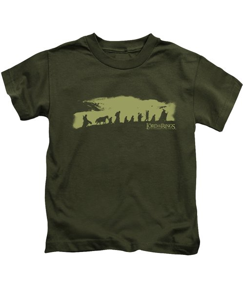 Lor - The Fellowship Kids T-Shirt